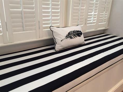 diy  sew bay window seat cushion