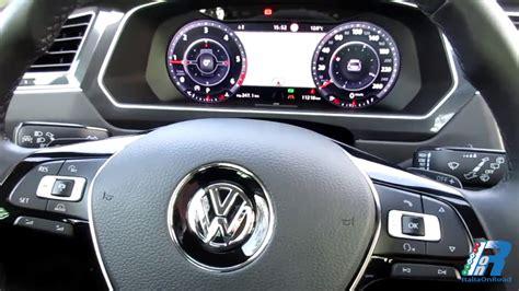 volkswagen tiguan interni prova interni volkswagen tiguan test drive