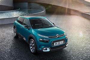Citroen Gien : new citroen c4 cactus revealed on sale late 2018 performancedrive ~ Gottalentnigeria.com Avis de Voitures