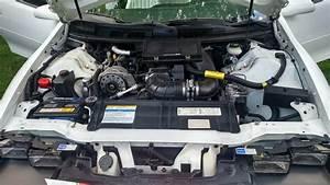 4th Gen White 1997 Chevrolet Camaro Ss 6spd Manual For