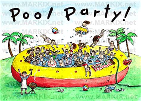 havdalah pool party congregation bnai tikvah