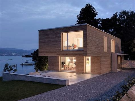 Moderne Häuser Am See by 25 Best Ideas About Haus Am See On
