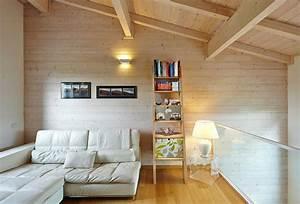 Decorare la casa pareti in legno pietra CoolFashionStyle it