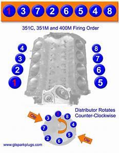 Ford Engine Spark Plug Firing Order