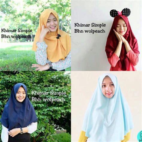 sale khimar simpel  pet  pet antem daily hijab