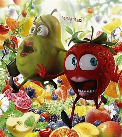 Gifs Fruits Fruit Divers Eat Centerblog Sonnette
