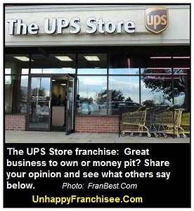 franchise disclosure document the ups store fdd With ups franchise disclosure document