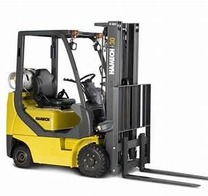 Hamech Max50 Forklift Service Manual