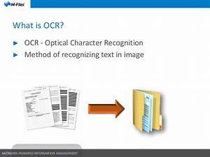 M files ocr capabilities document management solution for Document management system ocr