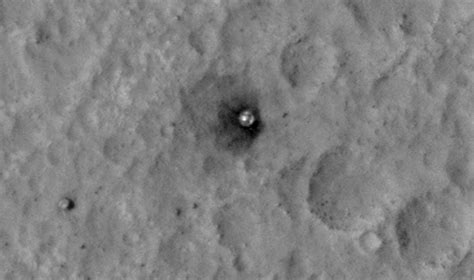 Mars Scars: Hardware Images Provide Fading Memories