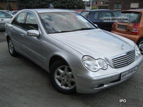 Classe c 220 cdi 2004. 2004 Mercedes-Benz C 220 CDI Elegance Auto DPF * Navi * Air * Car * Aluminum - Car Photo and Specs