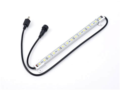 250mm led 12v light
