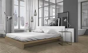 Stehlampe Skandinavisches Design : 1001 ideen f r skandinavische schlafzimmer einrichtung und gestaltung ~ Orissabook.com Haus und Dekorationen