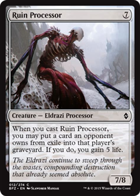 ruin processor from battle for zendikar spoiler