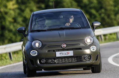 Interni 500s by 2016 Fiat 500s Launched Autocar