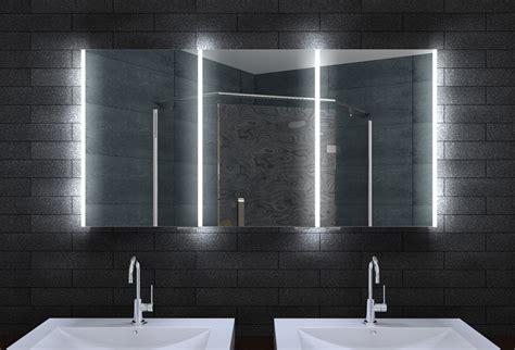 Badezimmer Spiegelschrank Mit Beleuchtung Ebay by Alu Badschrank Badezimmer Spiegelschrank Bad Led