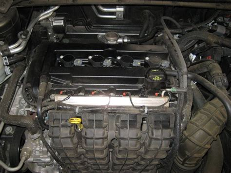dodge avenger  engine spark plugs replacement guide