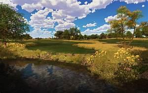 Virtual Golf Course: Prairie Dunes Country Club - TruGolf