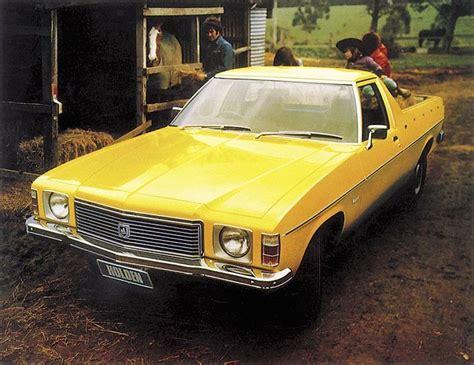 Classic Holden Utes | Holden australia, Holden, Holden ...