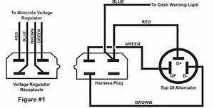 Typical Wiring Diagram Alternator And External Voltage