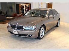 2006 BMW 7 Series 760Li Stock # 6W001065C for sale near