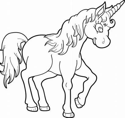 Coloring Unicorn Printable Printables Spring Google
