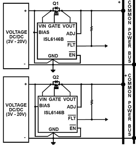 ORing Controllers for Redundant Power | EEWeb Community