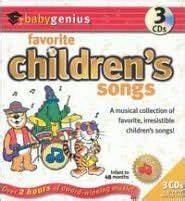 Favorite Children's Songs [Box] by Genius Products ...