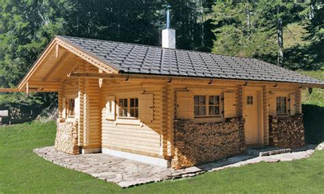 Kleine Blockhäuser Zum Wohnen by Cabin Plans Inexpensive Small Cabin Plans