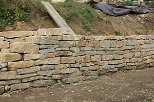 Construire Un Mur En Pierre : pierre et construction pierre et habitat 10 ans d 39 exp ~ Melissatoandfro.com Idées de Décoration