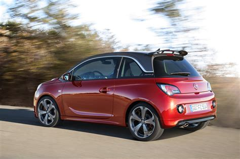 Adam Opel by 2015 Opel Adam S Gm Authority