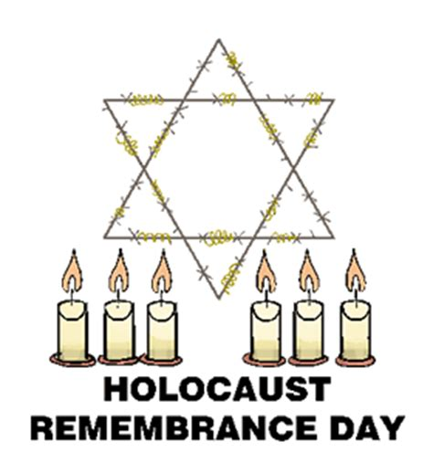 holocaust remembrance day calendar history tweets facts activities