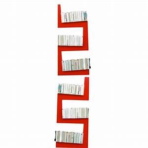 Etagere Livre Bebe : etag re design serpent double absolument design ~ Teatrodelosmanantiales.com Idées de Décoration