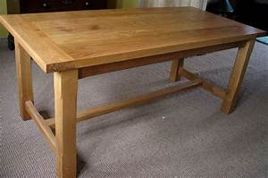 Oak Dining Table at the galleria