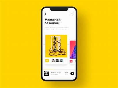 Ui Yellow App Hope Trend Ux Shadow