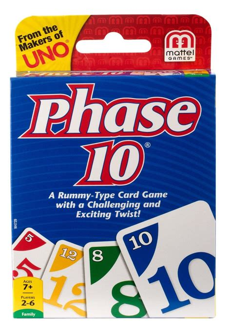 Count by tens from zero to one hundred with an adventurous dog and an adventurous song! Amazon.com: Phase 10 Card Game: Mattel: Toys & Games