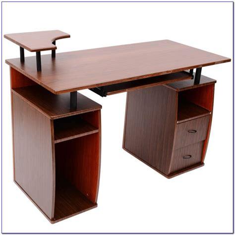 small computer desk with printer shelf small laptop desk with printer shelf desk home design