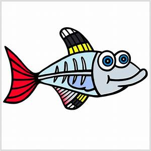Cartoon X Ray Fish - ClipArt Best