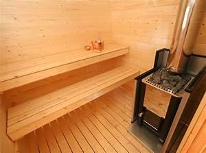 Sauna Mit Holzofen : bad wellness24 harvia sauna mit holzofen gartensauna aussensauna saunaofen holzbeheizt saunahaus ~ Whattoseeinmadrid.com Haus und Dekorationen