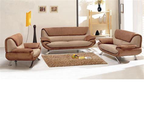 fabric sofa set dreamfurniture divani casa 7040 modern fabric sofa set Modern