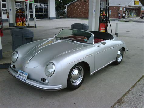 Replica Porche 356 porsche 356 speedster replica picture 12 reviews news