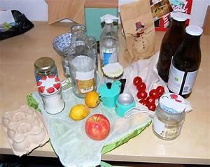 Lebensmittel Aufbewahren Ohne Plastik : einkaufen kochen und backen ohne plastik ~ Markanthonyermac.com Haus und Dekorationen