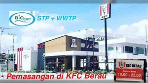 Wwtp Process Flow Diagram  Wwtp  Stp  Wwtp Jakarta