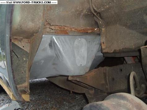 cab mount replacement ford truck enthusiasts forums