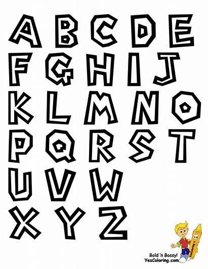 Graffiti Abc Coloring Mario Chart Alphabet Super