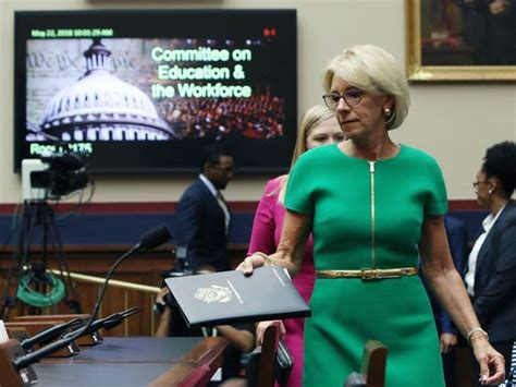 education secretary betsy devos  speak  ave maria