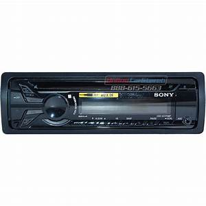 Sony Cdx-gt270mp  Mp3 Receiver With