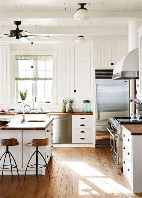 pottery barn pulls cuisine blanche 22 idées tendances 2018 pour votre cuisine