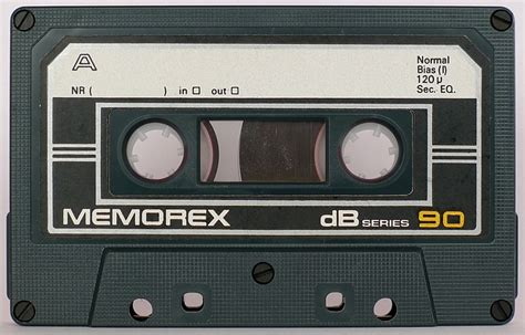 memorex cassette some respect shown to memorex for a change tapeheads