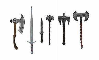 Iron Weapons Mods Skyrim Legacy Dagger Redux